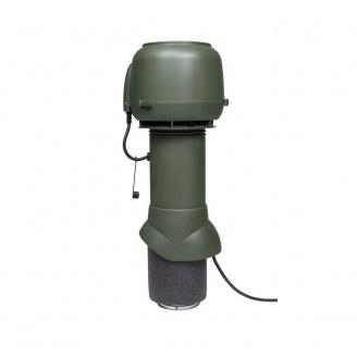 Вентилятор VILPE E120 P 125х500 мм зеленый