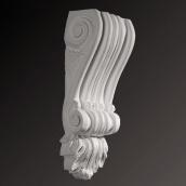 Кронштейн Європласт 1.19.002 поліуретан 30,5х7,6х12 см
