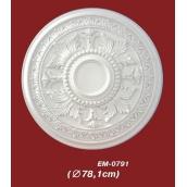 Потолочная розетка Vip Decor EM-0791