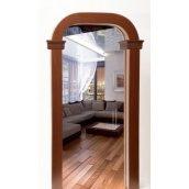 Межкомнатная арка DneprDecor Престиж-Романтика 15 см 2,1х0,5 м