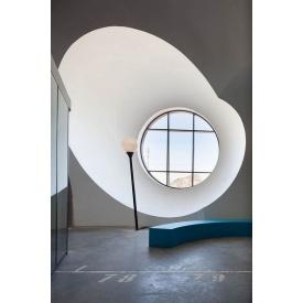 Кругле вікно зі шпросами 1200 мм
