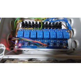 Монтаж электропроводки в помещении