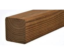 Дерев'яний брус Гюмрі з термообробленої сосни