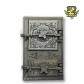 Дверца спаренная Полесская 270х410 мм