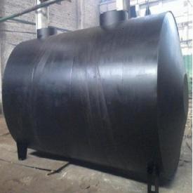 Гідроізоляція сталевого резервуару РГС