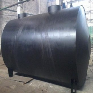 Гидроизоляция стального резервуара РГС
