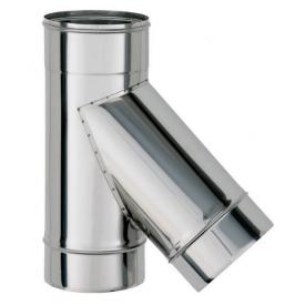 Тройник Termico Termo нерж/оц 45 градусов 1 мм 180 мм