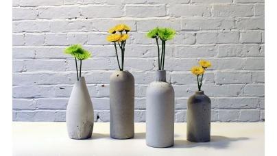 ТОП-10 идей для создания элементов интерьера из бетона