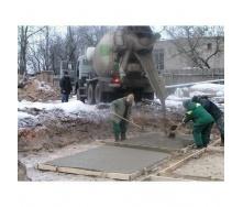 Зимний бетон П4 В55 F200 W10 М700 З ТМ «Бетон от Ковальской»