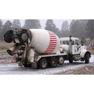 Зимний бетон П4 В40 F200 W8-1 М500 З ТМ «Бетон от Ковальской»