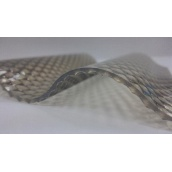 Лист Salux Prisma 76/18 2х1.03, бронзова хвиля