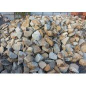Бутовый камень фракция 300х500
