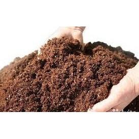 Торф коричневый