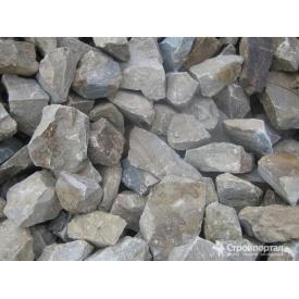 Бутовый камень (Бут) фракция 150х300