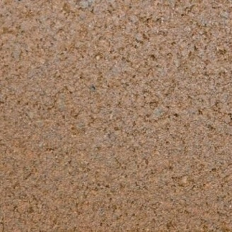 Тротуарна плитка Золотий Мандарин Плац Антик 160х60 мм на сірому цементі персиковий