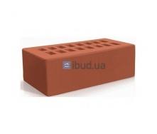 Кирпич лицевой Евротон английский формат 215х105х65 мм красный