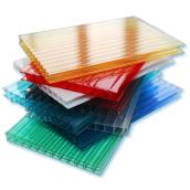 Сотовий полікарбонат Sotalight 6 мм кольоровий