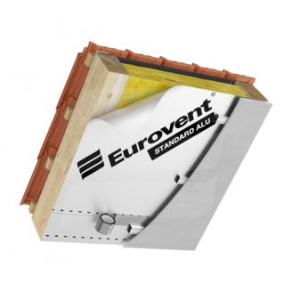 Ізоляційна плівка Eurovent STANDARD ALU R-110 75м2