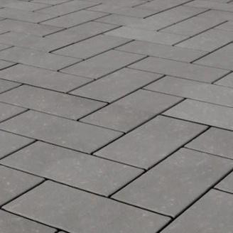 Клинкерная брусчатка Керамейя БрукКЕРАМ Классика АГАТ ПВ-1 М-650 200х100х45 мм