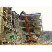 Демонтаж аварійної споруди