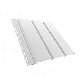 Софит Bryza панель белая 4000x310 мм