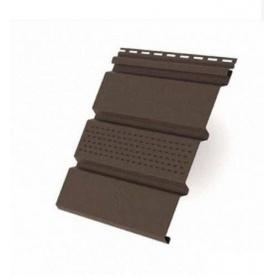 Софит Bryza панель коричневая 4000x310 мм