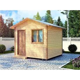 Садовый домик 3х3 м