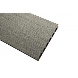 Террасная доска HOLZDORF ALTER тип 2 шовная 24х162х2400 мм (Б) графит