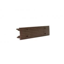 Торцевая заглушка HOLZDORF 34х140 мм