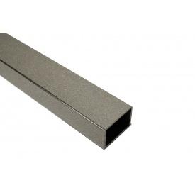 Балясина огорожі HOLZDORF Кантрі з ДПК 35х50х4000 мм графіт