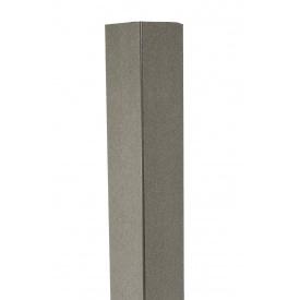 Профіль опорний HOLZDORF Кантрі деревно-полимрный композит 100х100х4000 мм графіт