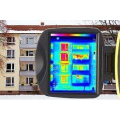 Енергоаудит, тепловізійне обстеження будівель