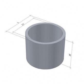 Кільце для колодязя КС-10.9 С ТМ «Бетон від Ковальської»
