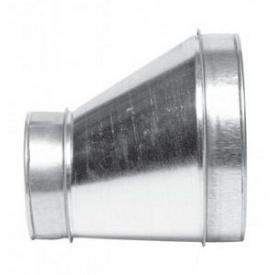 Переход защитный оцинкованный 0,4 мм