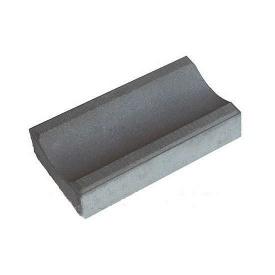 Жолоб водовідвідний бетонний сухопрессованный малий 32х16х6 см