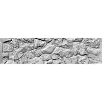 Плита еврозабора Континент Бут низкий односторонняя бетонная