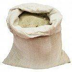 Песок мытый 45 кг