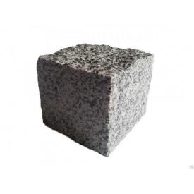 Бруківка гранітна пилено-колота 5х10х10 см (Покостівка)