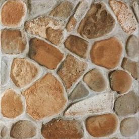 Підлогова плитка Lasselsberger Pebbles Brick 333x333x8 мм (DAR3B703)