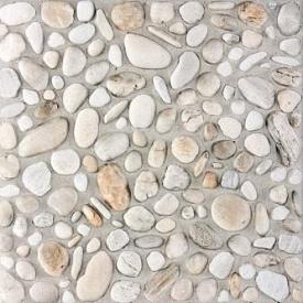 Підлогова плитка Lasselsberger Pebbles White 333x333x8 мм (DAR3B700)