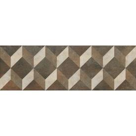 Підлогова плитка Ceramika Gres Amarillo LD4 border 20х60 см