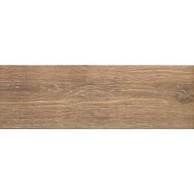 Плитка на підлогу Ceramika Gres Ashwood Umbra 20х60 см