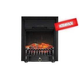 Электрокамин встраеваемый Royal Flame Fobos FX Black 2000 Вт 500x610x230 мм черный