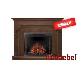 Камінокомплект Barcelona IDaMebel Royal Flame Vision 23 LED FX N 1800 Вт 1100x910x330 мм