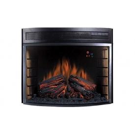 Электрокамин встраеваемый Royal Flame Panoramic 28 LED FX 2000 Вт 746x597x288 мм