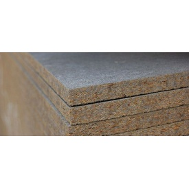 Цементно-стружкова плита БЗС 1600х1200х8 (мм)