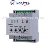 Перемикач фаз Новатек-Електро ПЕФ-301