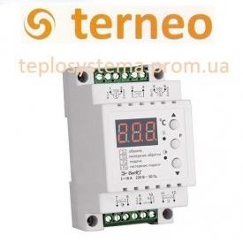 Терморегулятор Terneo BeeRt для ТЭНовых и электродных котлов на DIN-рейку