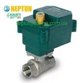 """Кульовий кран з електроприводом Neptun Bugatti Pro 12 B 1/2"""""""