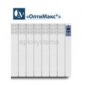 Електричний радіатор ОптиМакс STANDARD 8 секції 960 Вт